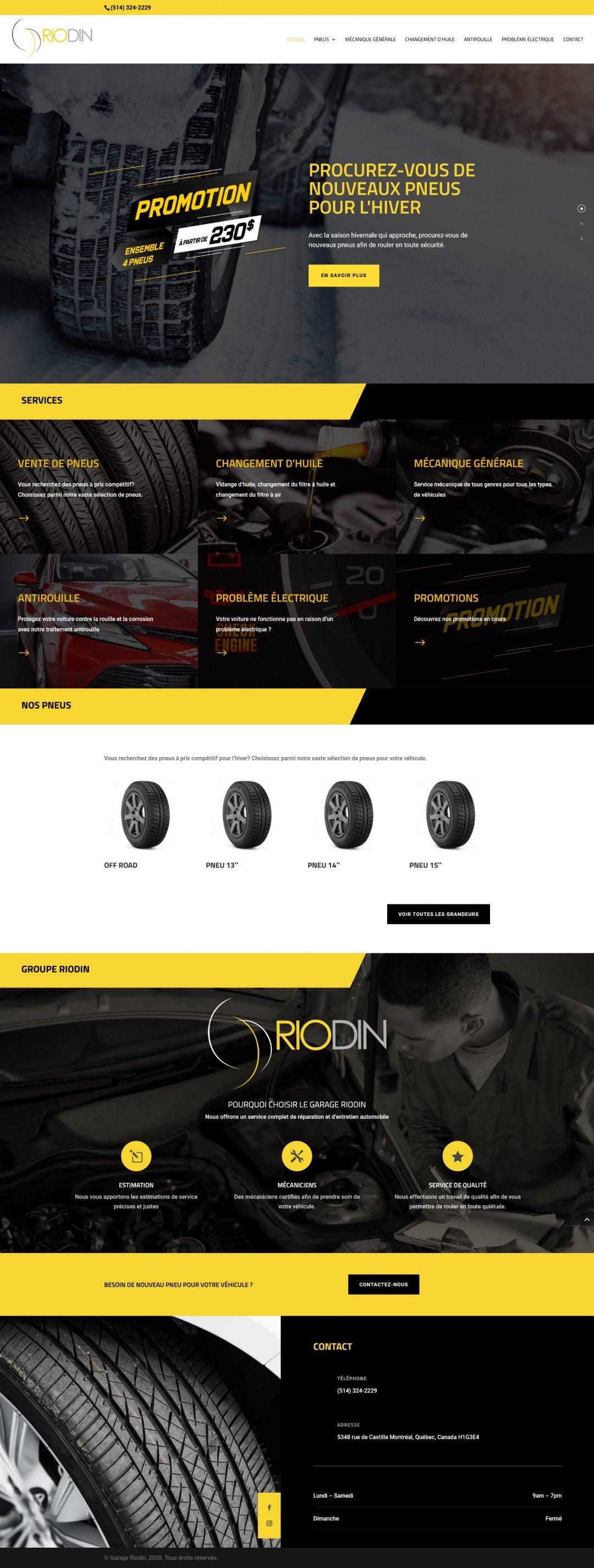 Garage Groupe Riodin